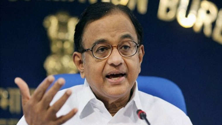Congress Leader and Former Home Minister P Chidambaram
