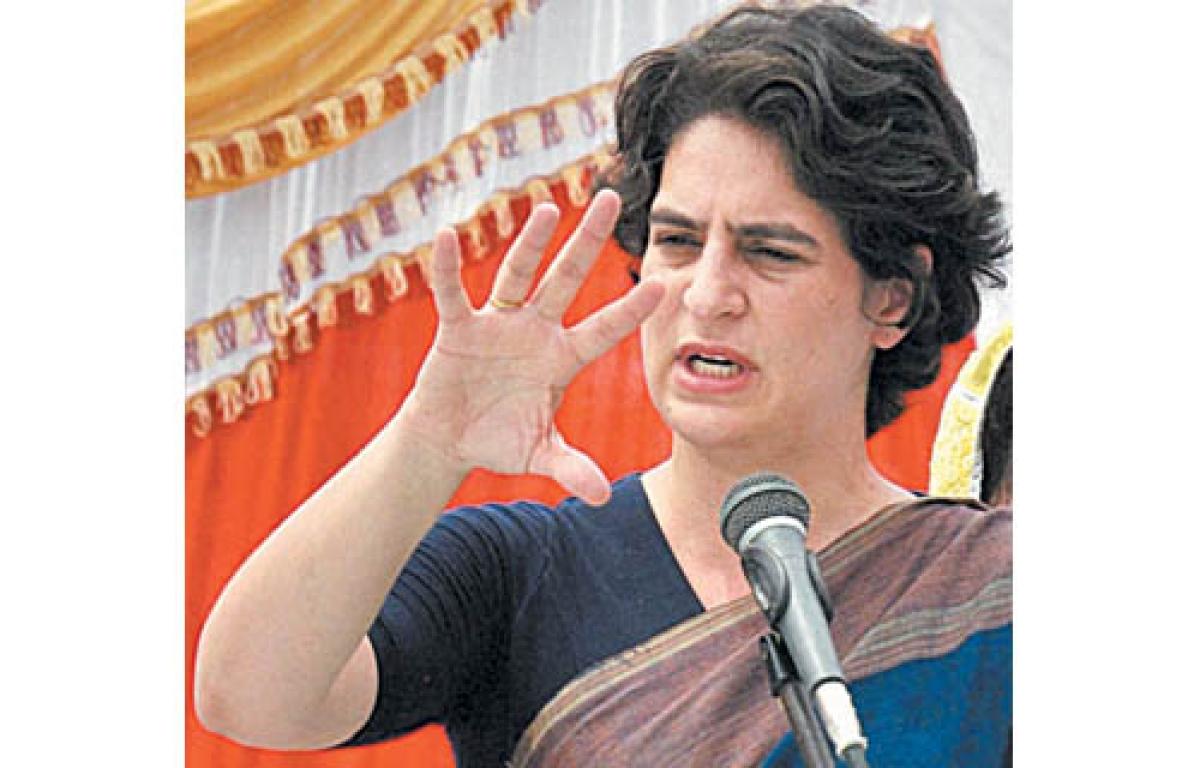 'Draft Priyanka' voice gets louder