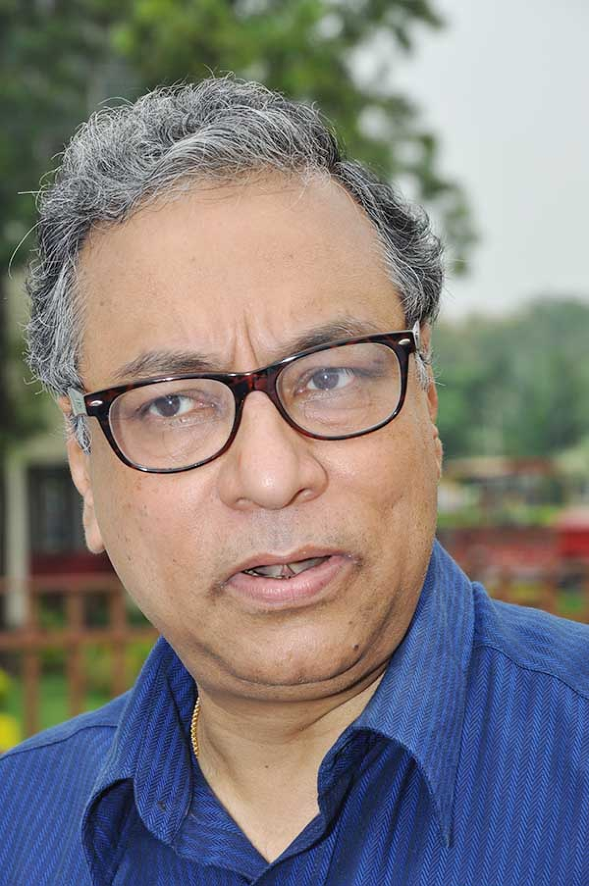 """""""Our job is to put our house in order first, which the board and my team are trying so hard for nearly two years."""" Jawhar Sircar, CEO, Prasar Bharati"""