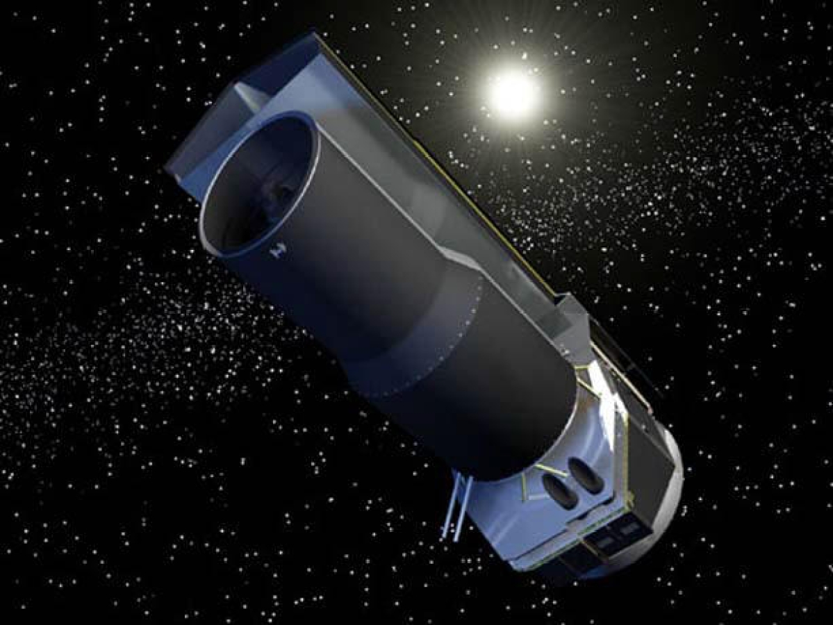 End of road for NASA's Spitzer space telescope