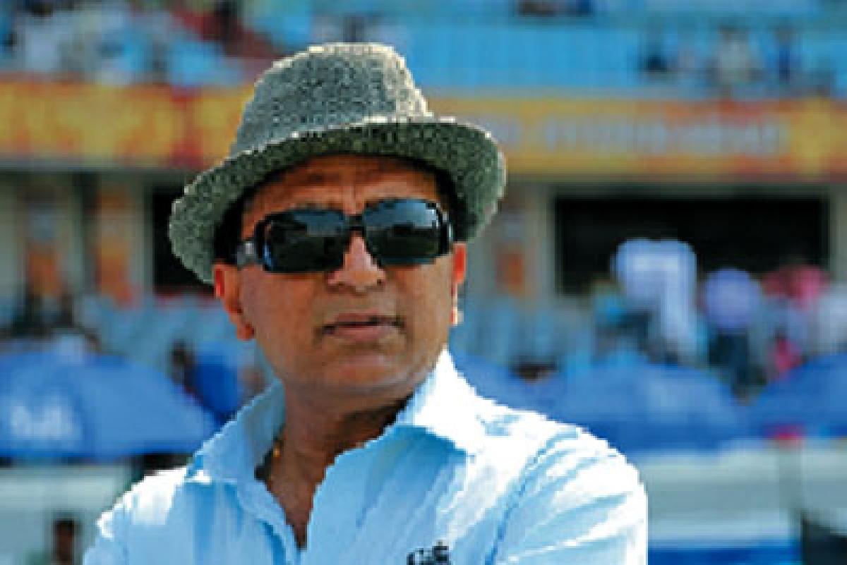 Dhoni's decision comes as a huge surprise: Gavaskar
