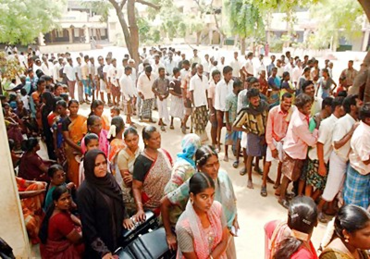 Politicians anxious in anticipation of 2014 poll result
