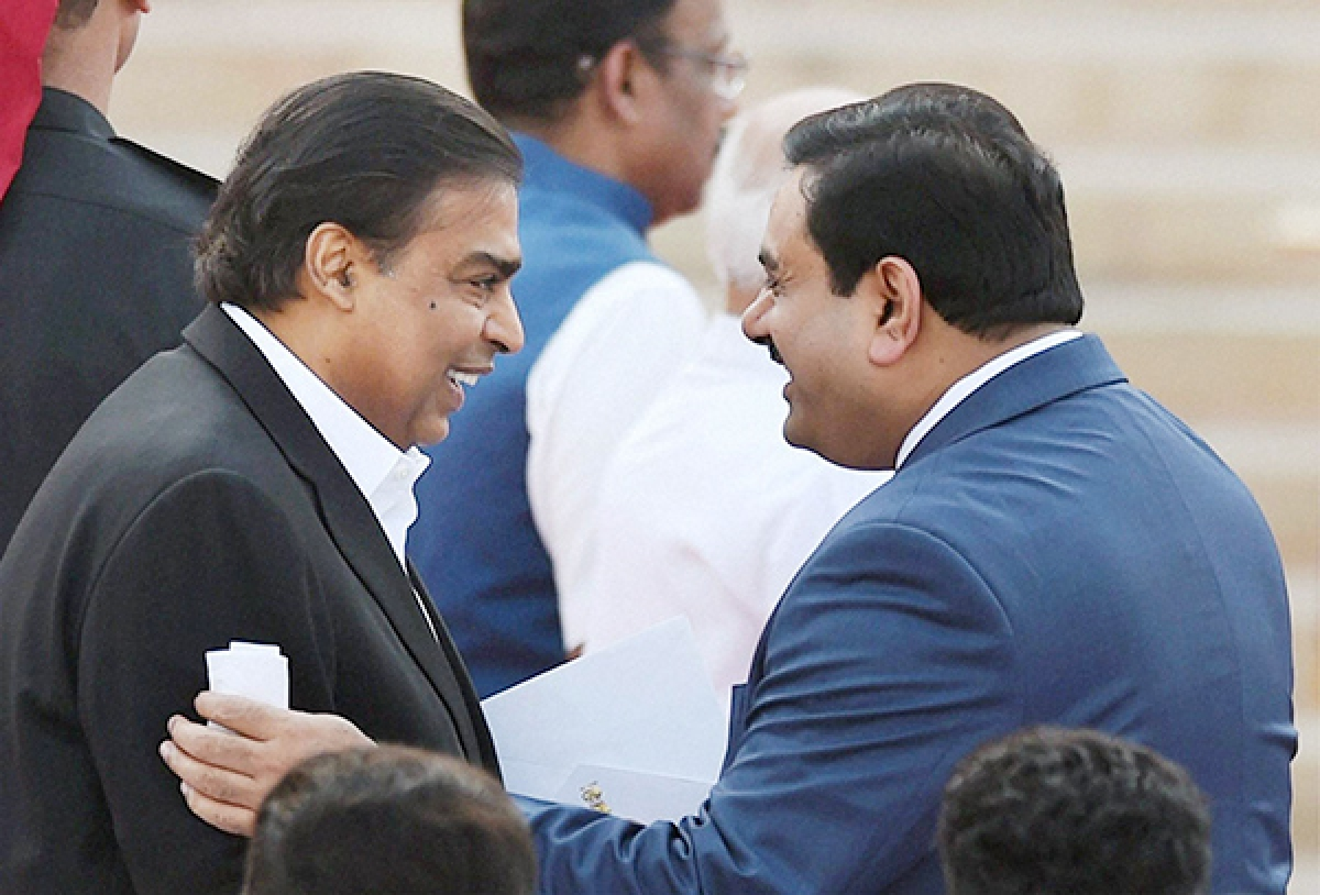 Mukesh Ambani India's richest with $84.5 billion, Gautam Adani second: Forbes
