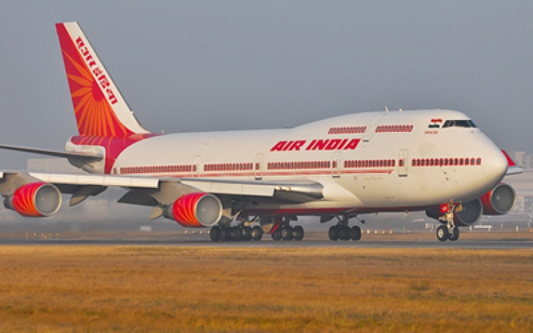Air India put on cash-and-carry mode?