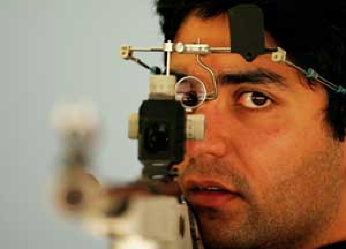 Shooter  Abhinav Bindra quits TOP Committee