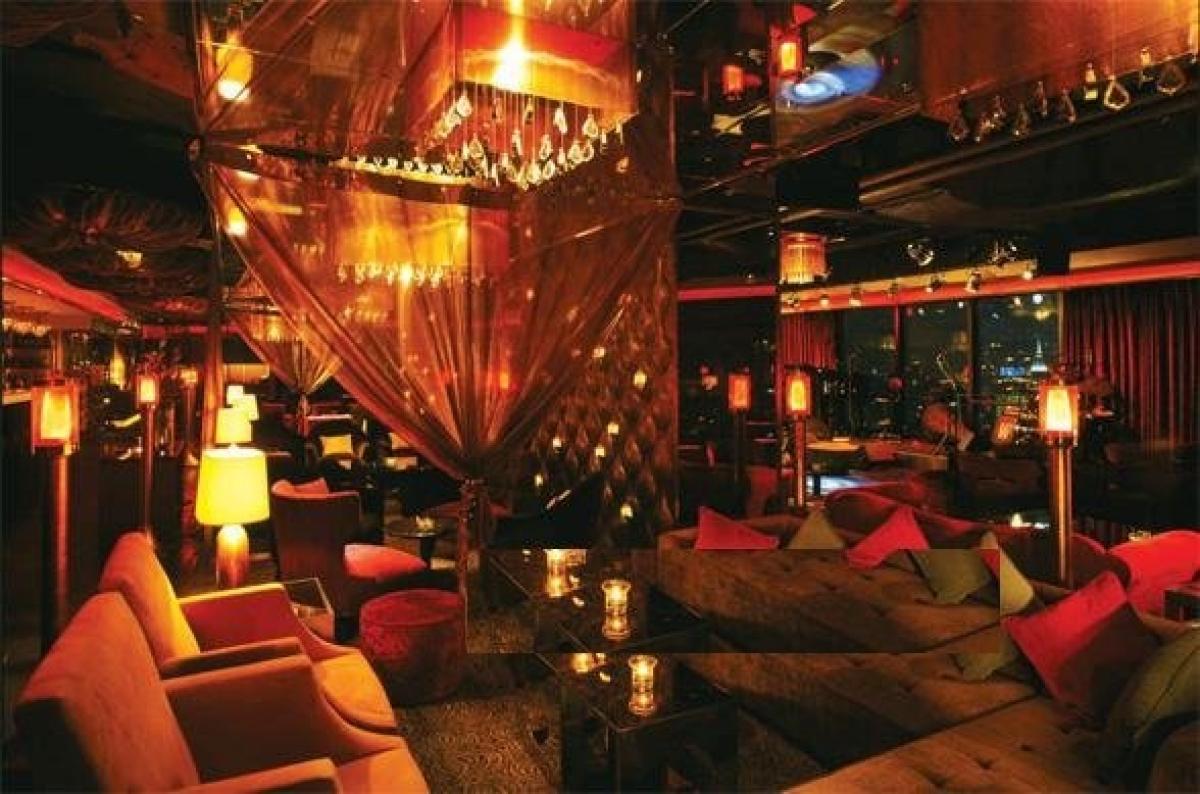 Hookah bars contain harmful indoor air pollution