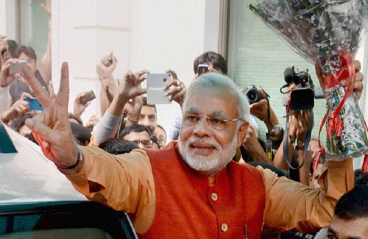 Rise of Modi marks a paradigm shift in Indian politics