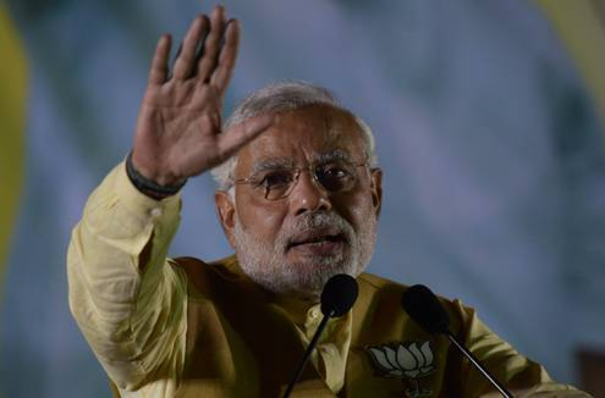 Modi urges citizens to dream of a strong, developed and inclusive India