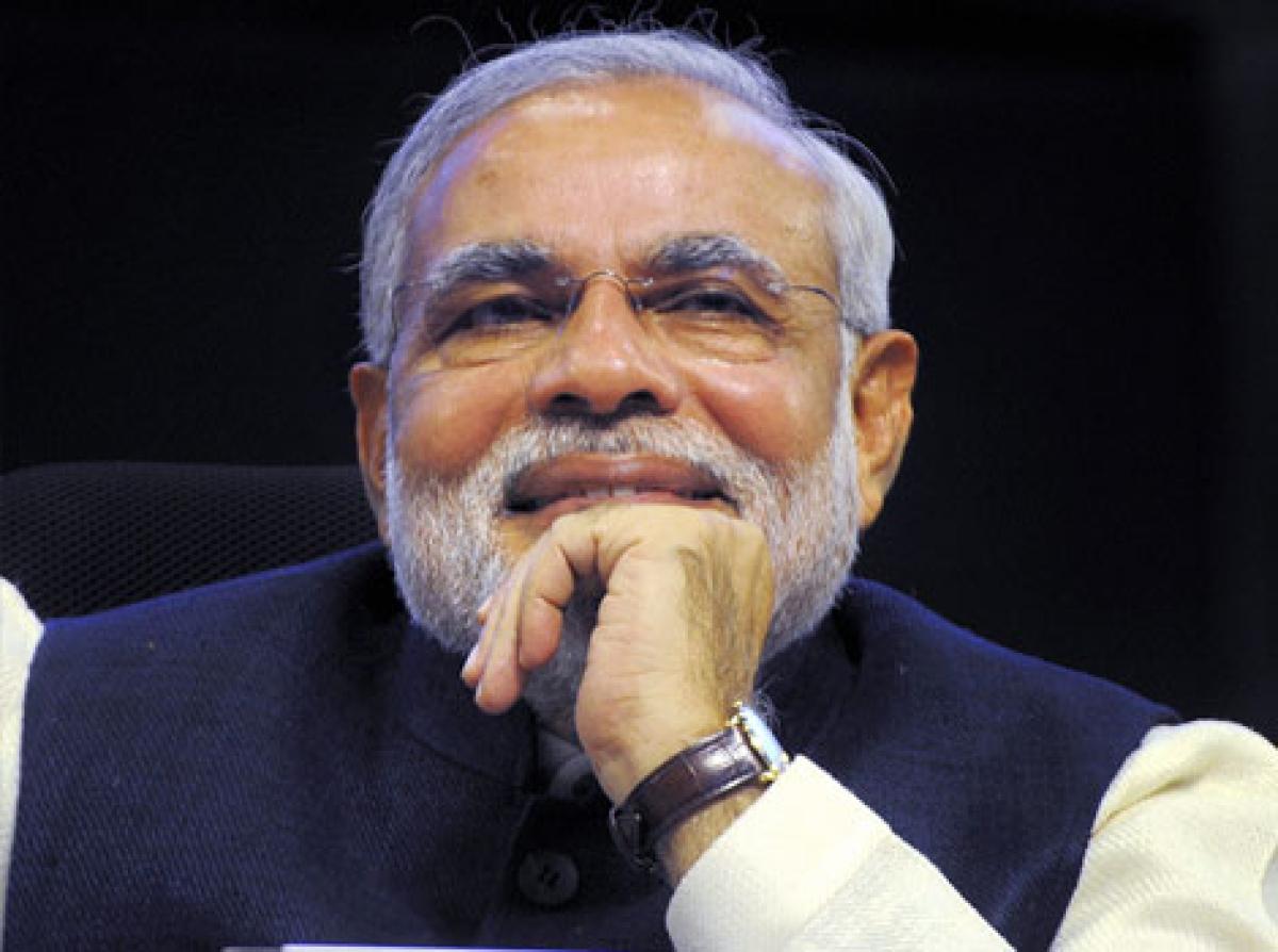 Expecting big win, Maha BJP prepares 40K ladoos, giant cake