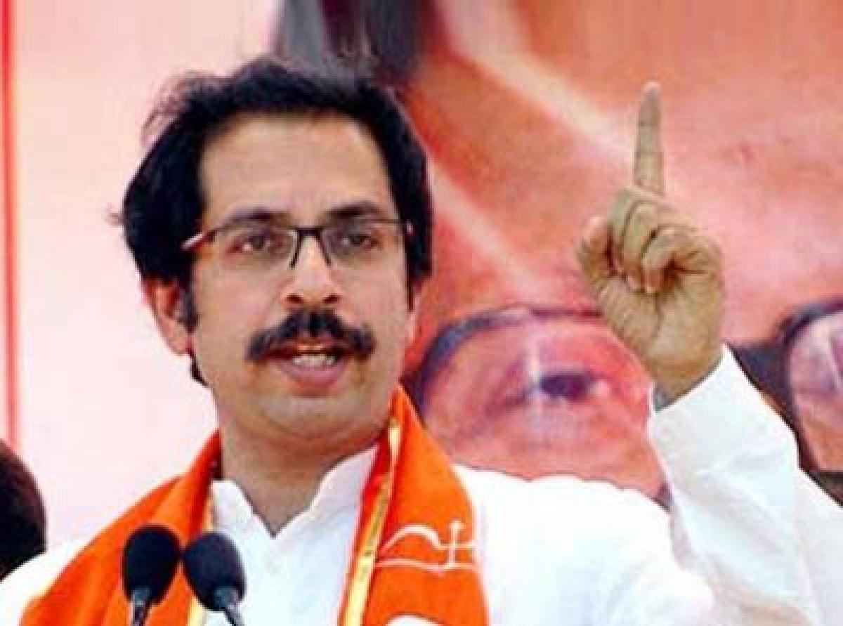 Won't allow division of Maharashtra: Sena