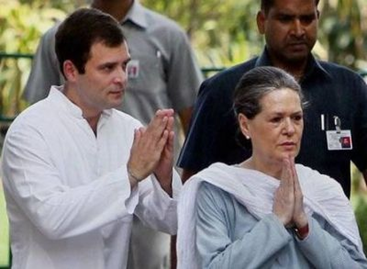 HC stays summons against Sonia, Rahul till disposal of appeals