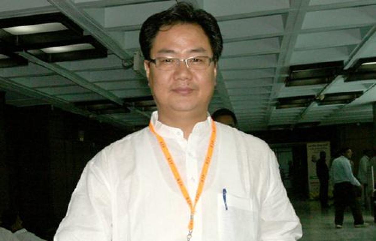 Anupam Yadav appointed OSD to Jr Home Minister Kiren Rijiju