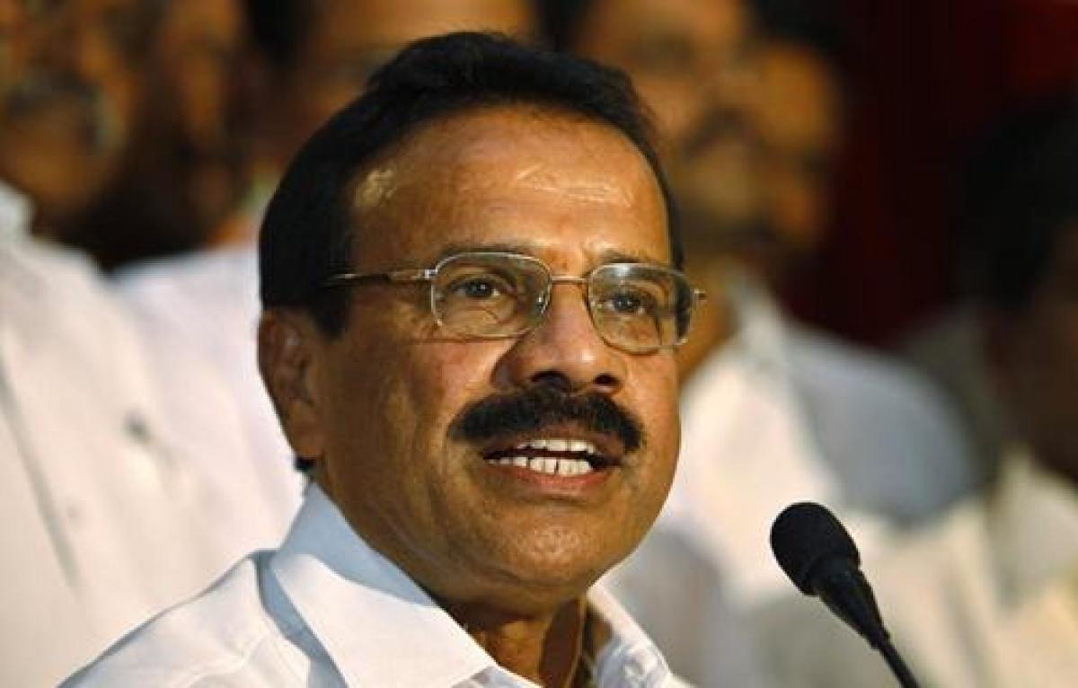 Sadandanda Gowda: A veteran parliamentarian