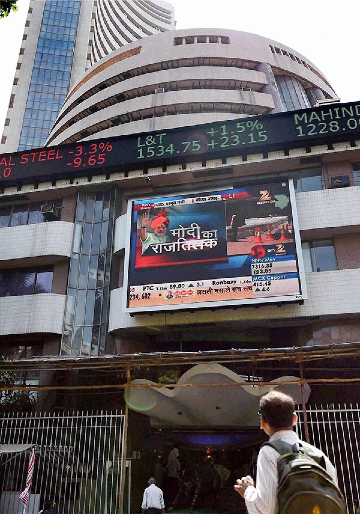 Corporate India in full strength at Modi's swearing-in
