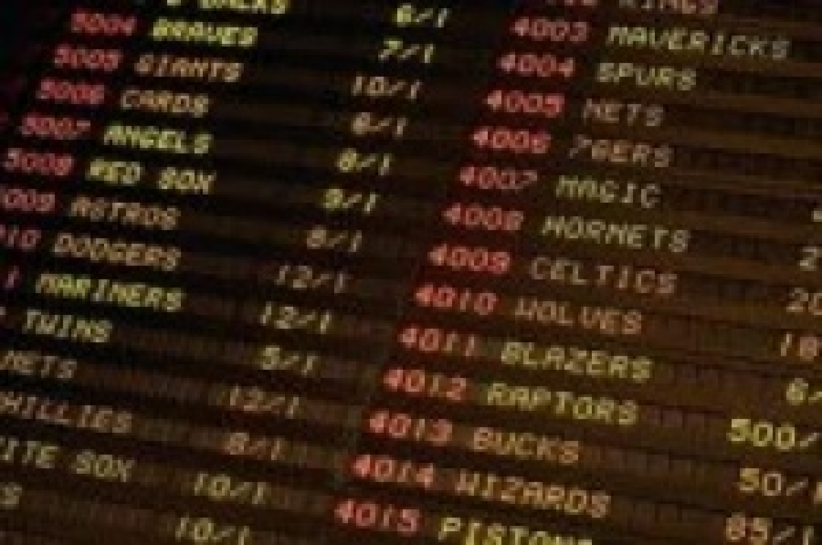 Study: Crime laundering billions on sports bets