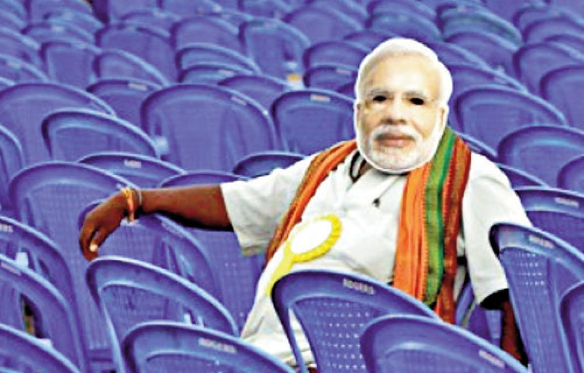 BJP grapples with bruised egos