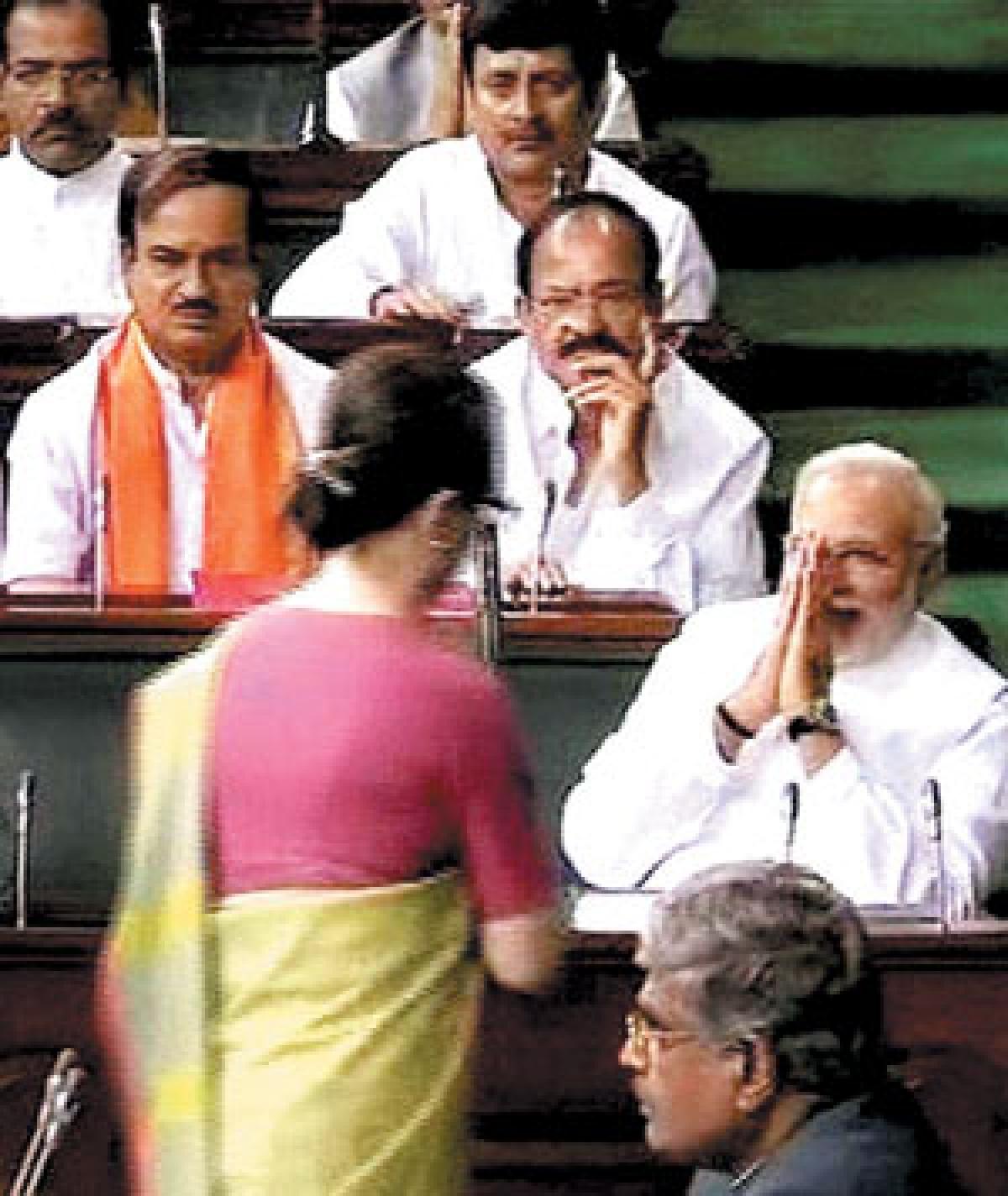 16th Lok Sabha gets down to its business