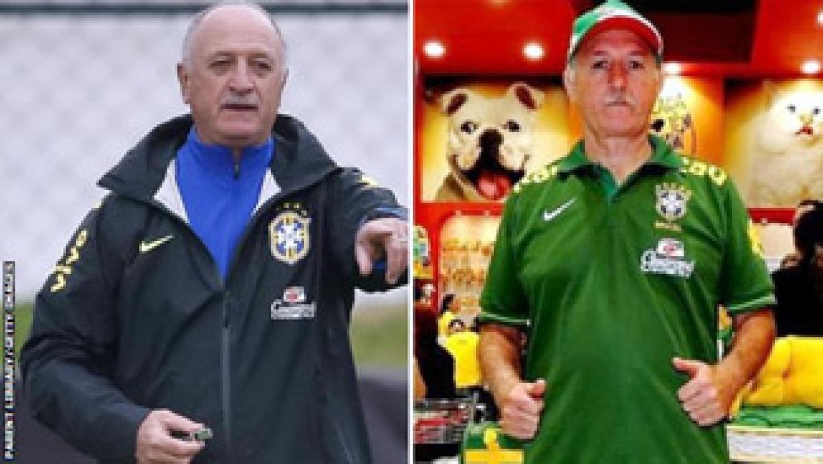 'Fake Scolari' interview leaves Brazil bemused