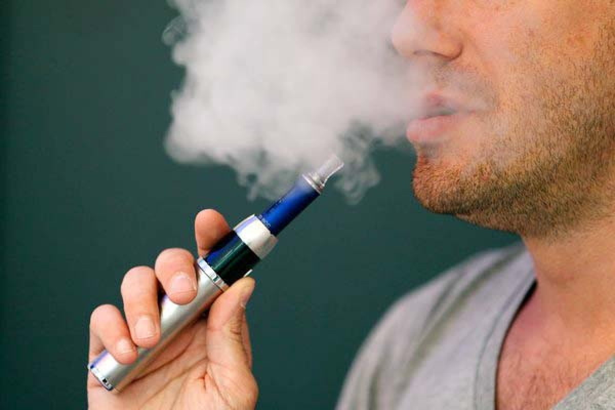 e-cigarette: An option  to quit smoking