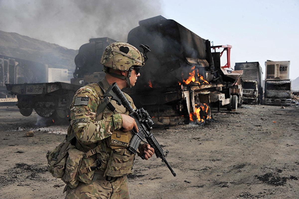 6 US airstrikes kill 62 Somalian rebels
