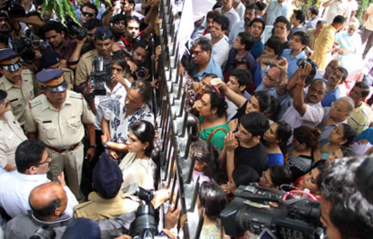 BMC plans intimidatory tactics to break protest
