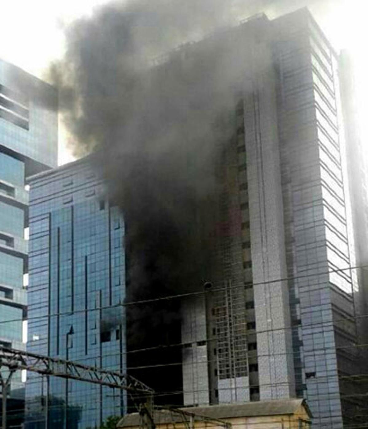 Fire-fighting equipment was dysfunctional in bldg