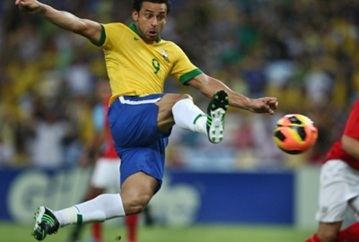 'Mustache goal' gets Fred going at World Cup