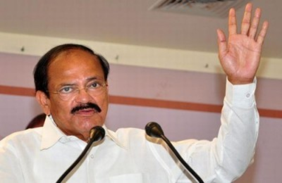 Time for change to speed up lawmaking says, Vice-President M Venkaiah Naidu