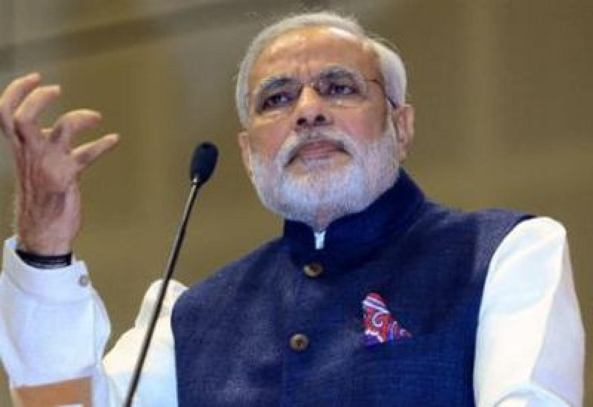 BJP will get stronger under Amit Shah: Modi