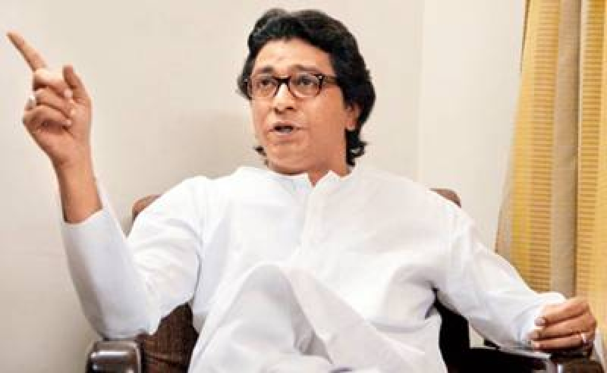 Raj Thackeray projects himself as CM candidate in Maharashtra