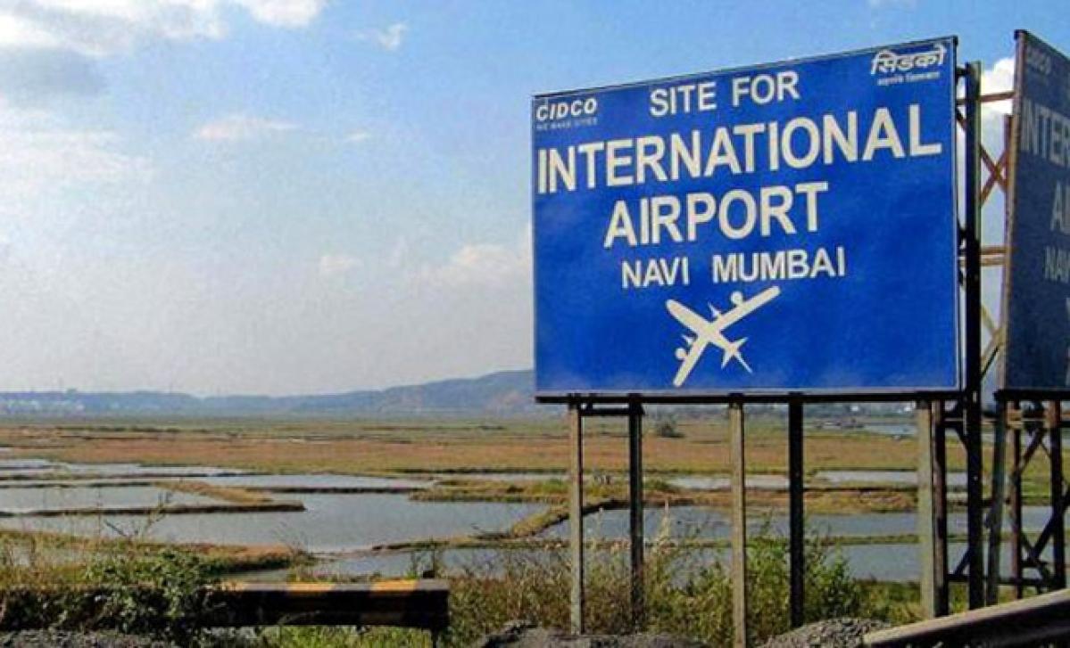 New city to come up over 600 sq km near Navi Mumbai airport