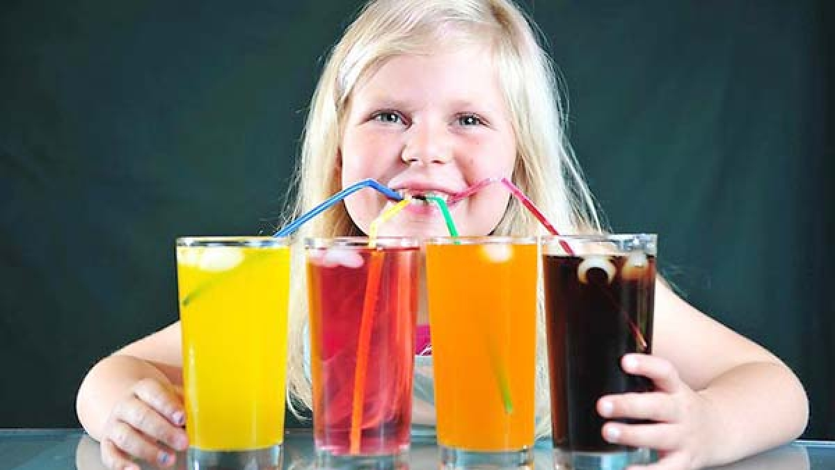 High fructose in beverages harming soda consumers