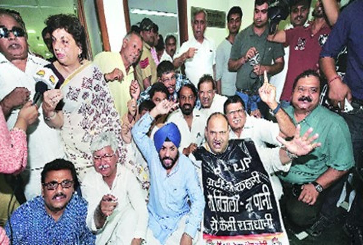 Uttar Pradesh faces power crisis
