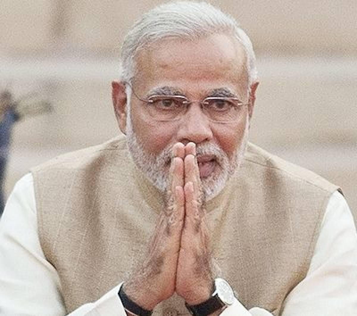 Modi greets nation on Raksha Bandhan