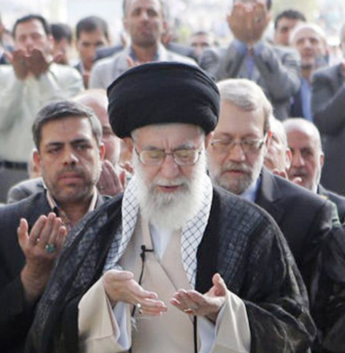 Israel acting like a 'rabid dog', fumes Khamenei
