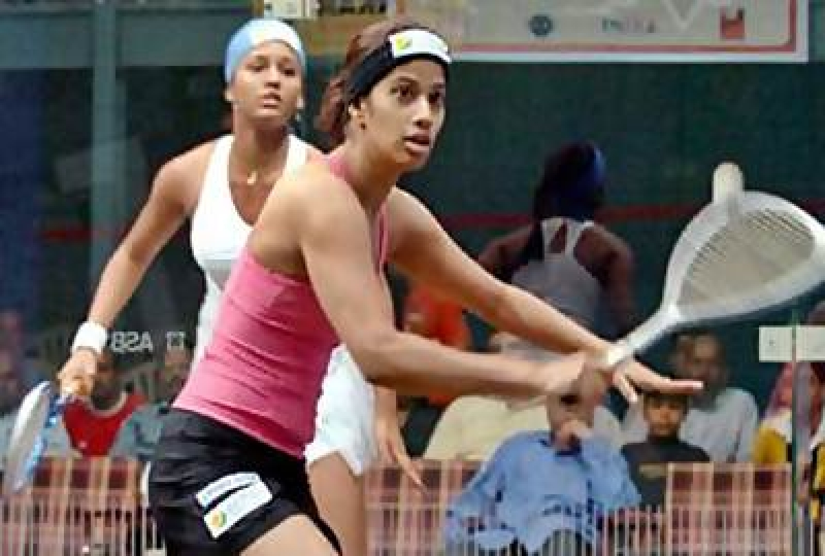 Dipika, Joshna in last eight of squash tournament