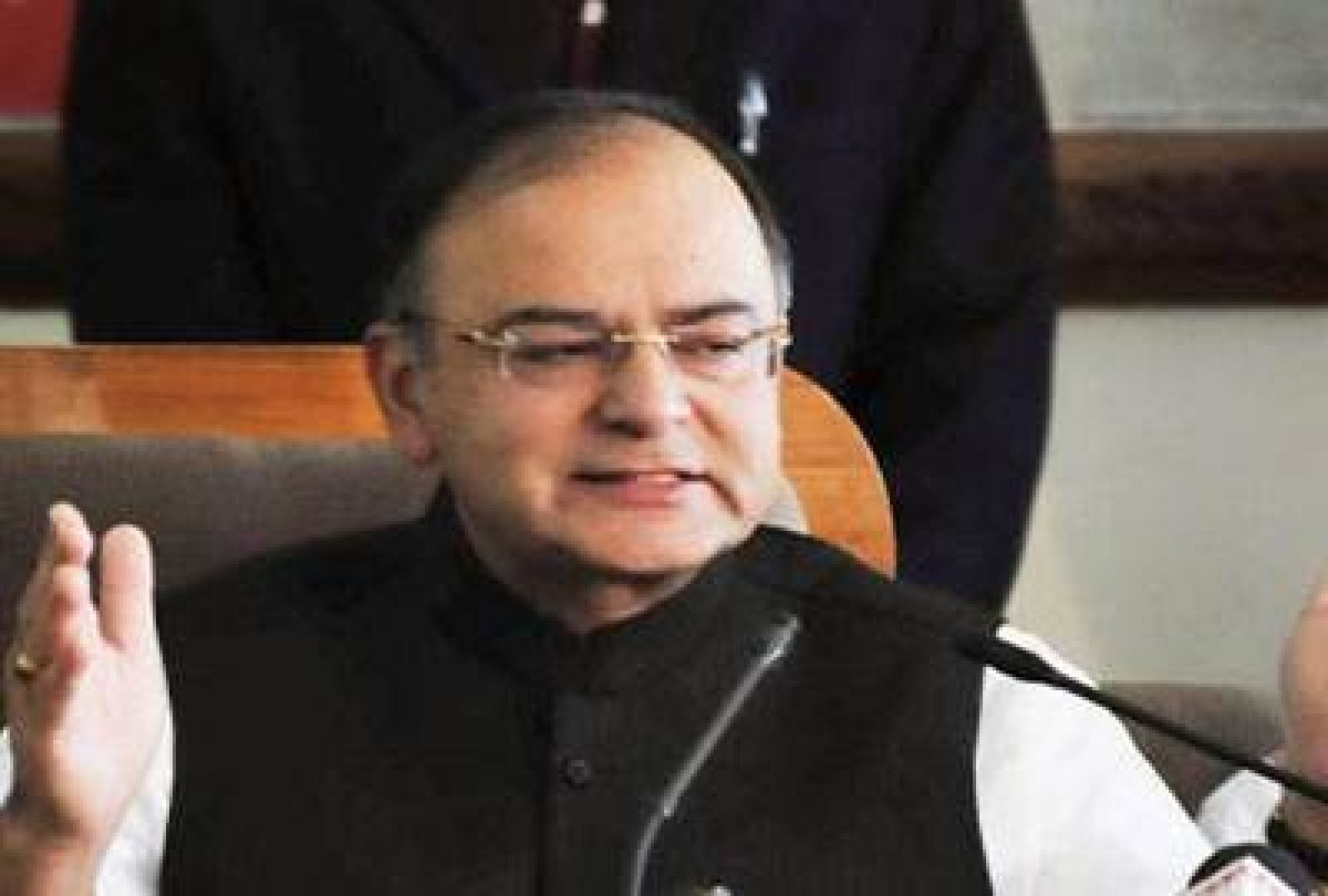 Jaitley surprise omission in I-Day speech committee