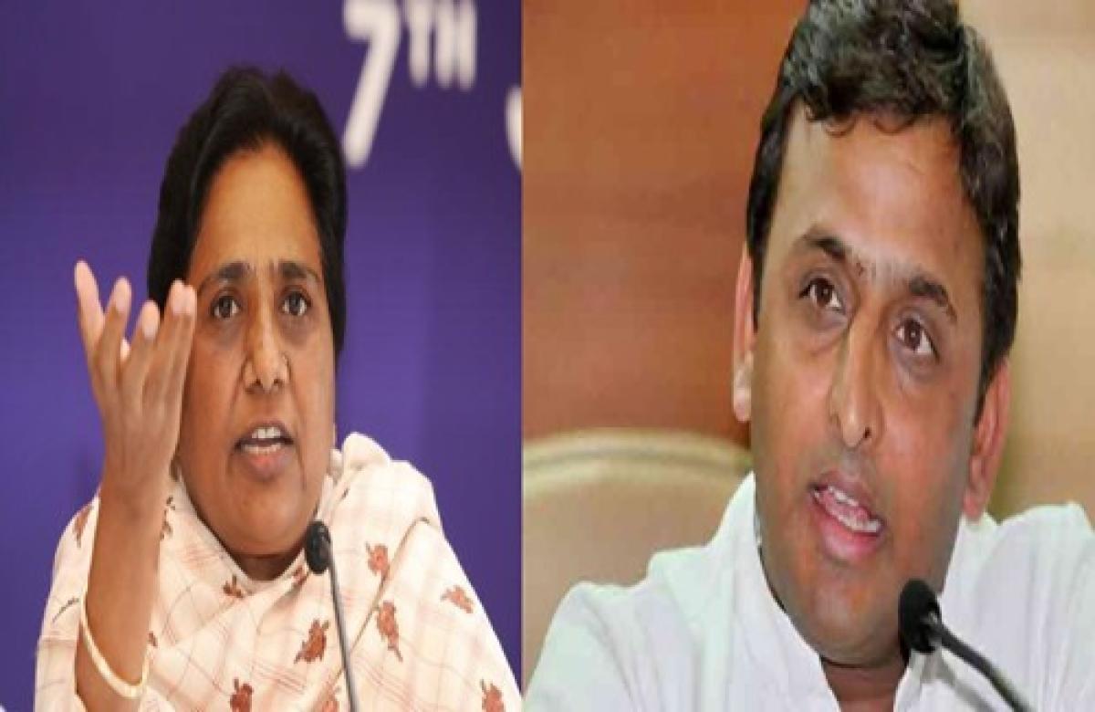 Mayawati lashes out at Samajwadi Party, accuses it of planting stories in media
