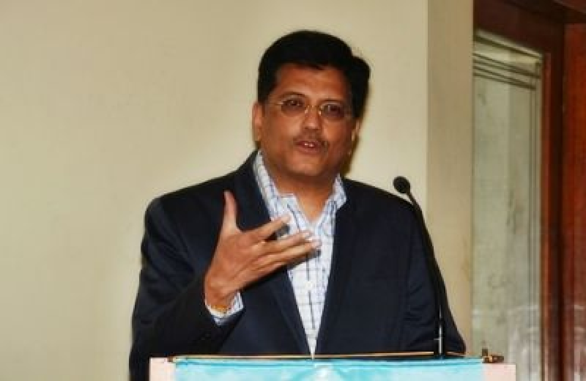 India likely to spend $1 tn on power by 2030: Piyush Goyal