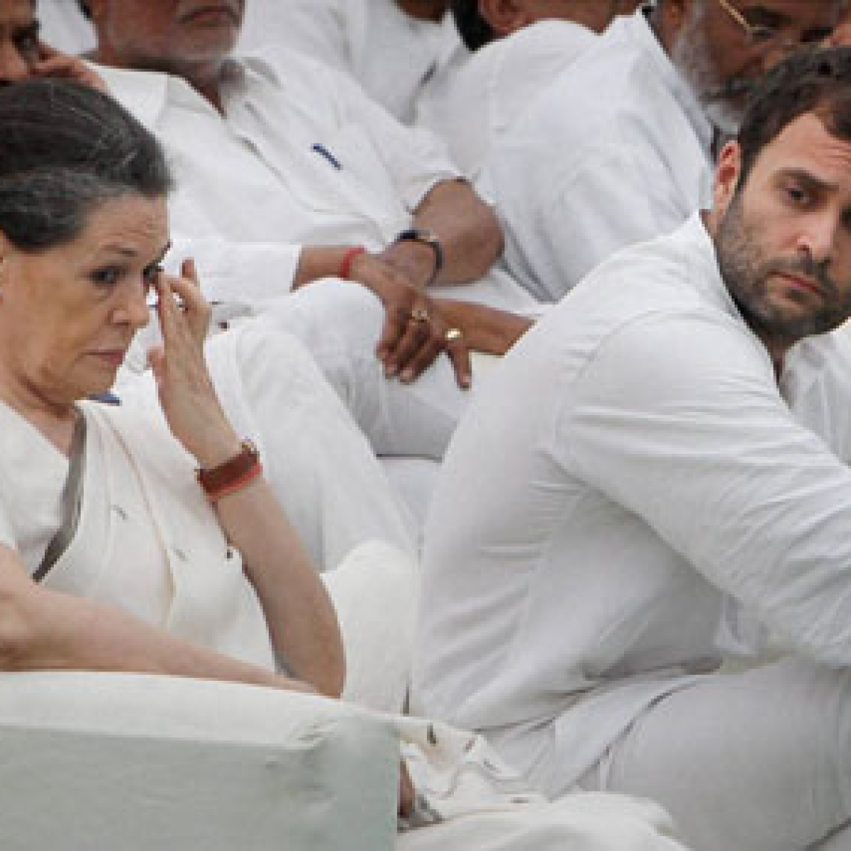 'Terrorist lives matter but not dalits to Sonia Gandhi': BJP Karnataka mocks Congress interim president