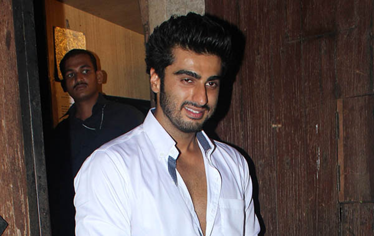 My phone is  24X7 entertainment for me: Arjun Kapoor