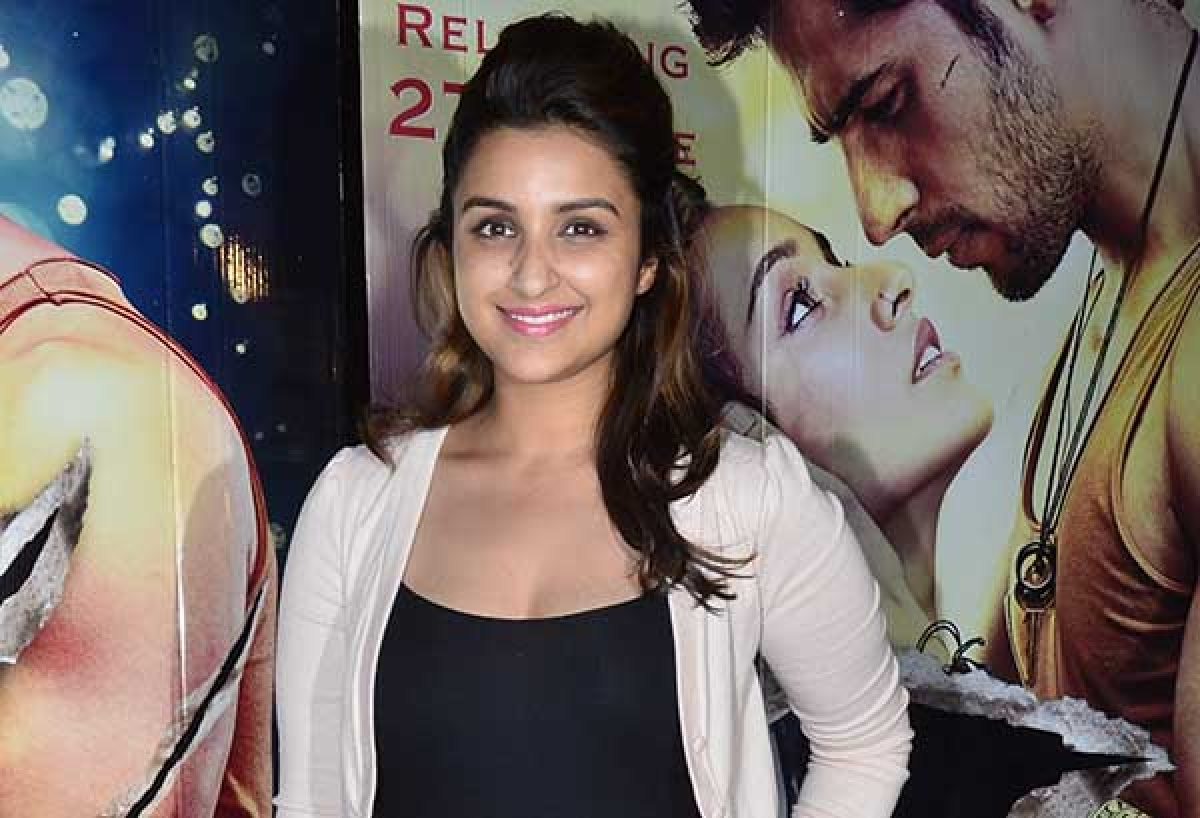 Parineeti  feeling left out
