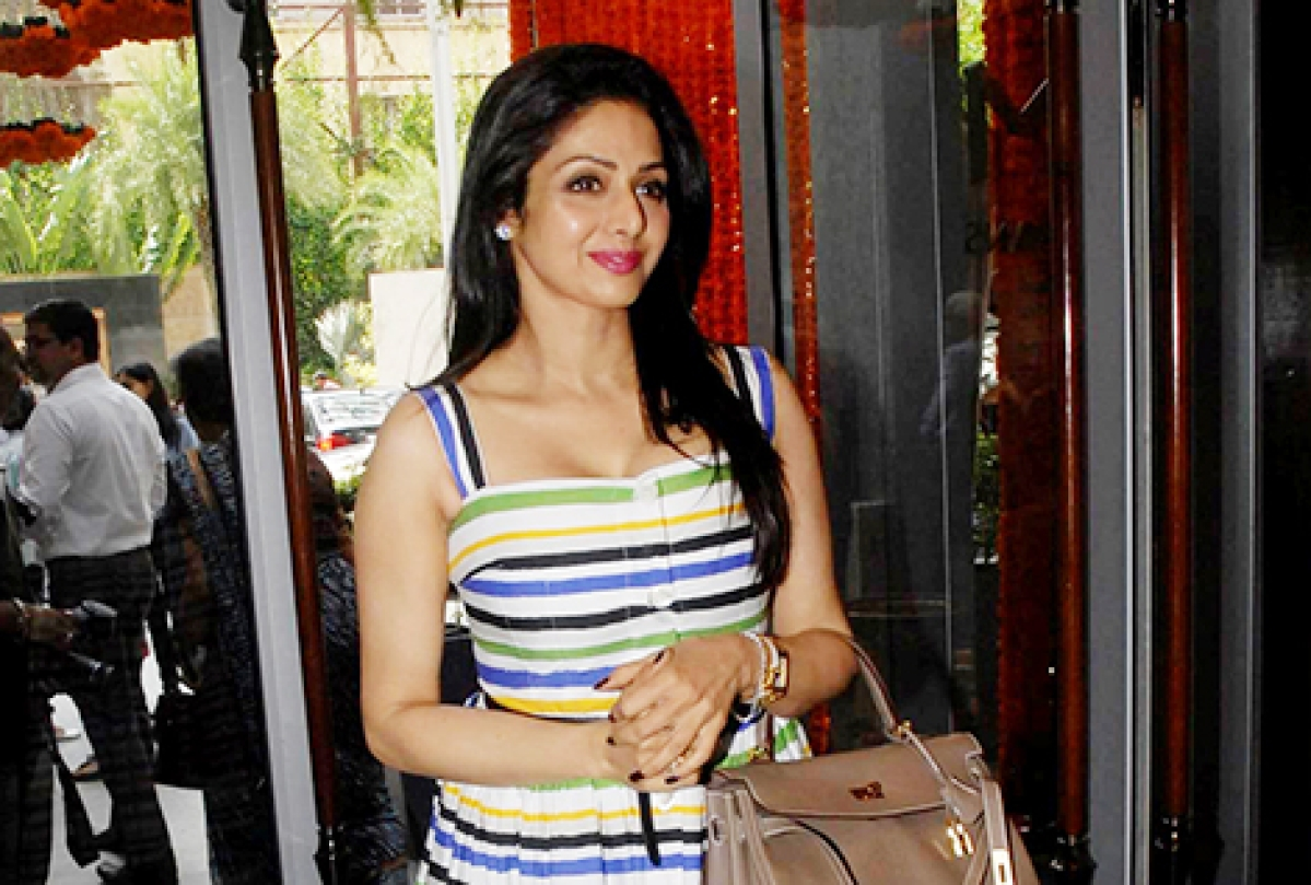 Sridevi not part of DRISHYAM Tamil remake