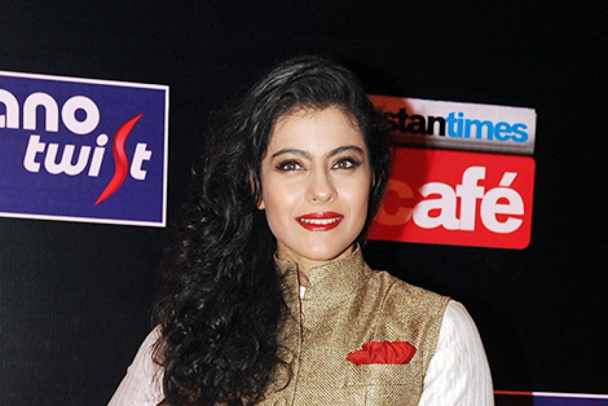 Kajol to act in  woman-centric film produced by hubby