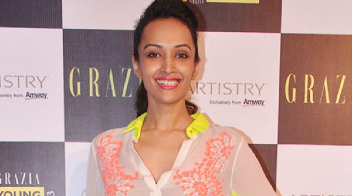 Dippanita Sharma Doesn't Use Exotic Skin