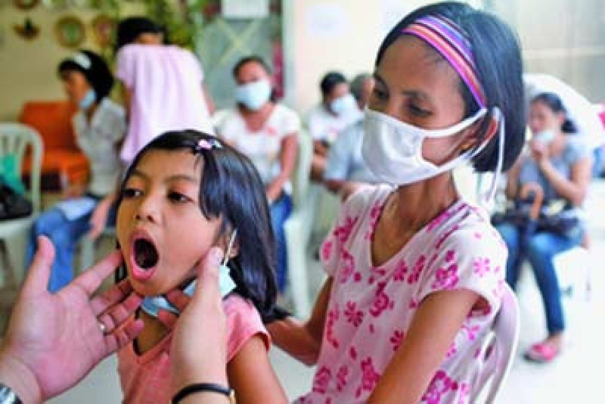 Childhood TB cases 25 per cent higher than previous estimates