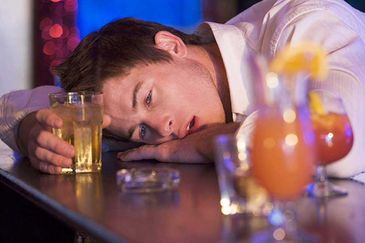 Two questions is all it takes to identify alcohol abuse