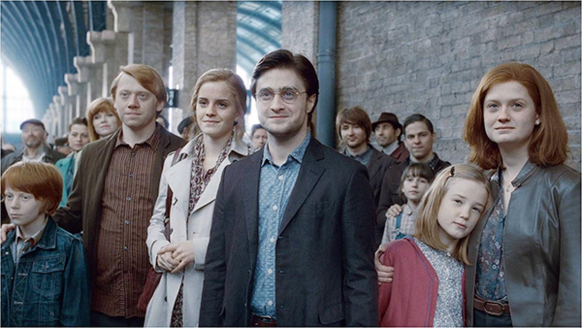 JK Rowling pens new  'Harry Potter' short tale