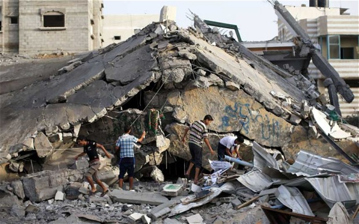 Dialogue only viable option to resolve Gaza crisis: India