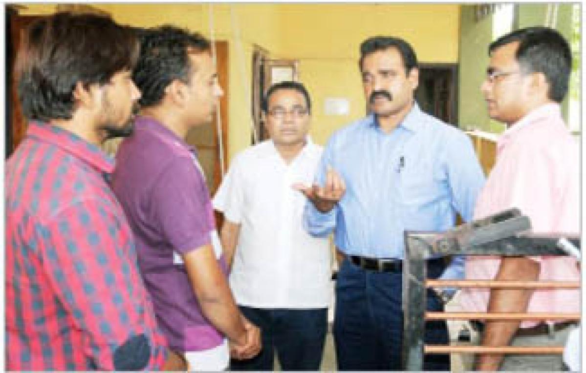 Indira Nagar dacoity: Police still clueless